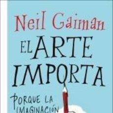 Libros: EL ARTE IMPORTA. Lote 205657700