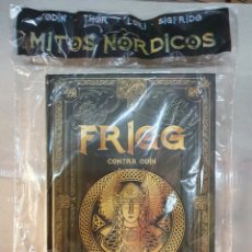 Libros: MITOS NORDICOS. FRIGG CONTRA ODIN. Lote 206161358