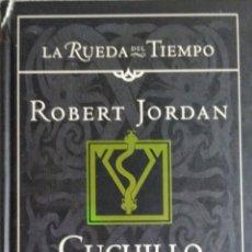 Livres: LA RUEDA DEL TIEMPO,ROBERT JORDAN. Lote 207794451