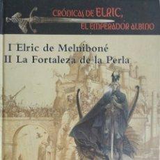 Livres: CRÓNICAS DE ELRIC,EL EMPERADOR ALBINO.. Lote 207798217