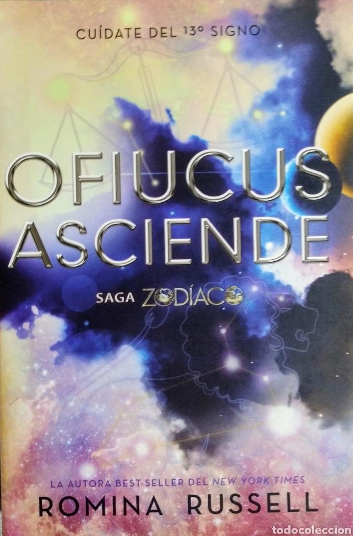 Libros: Saga Zodiaco, Romina Rosell - Foto 4 - 207800096