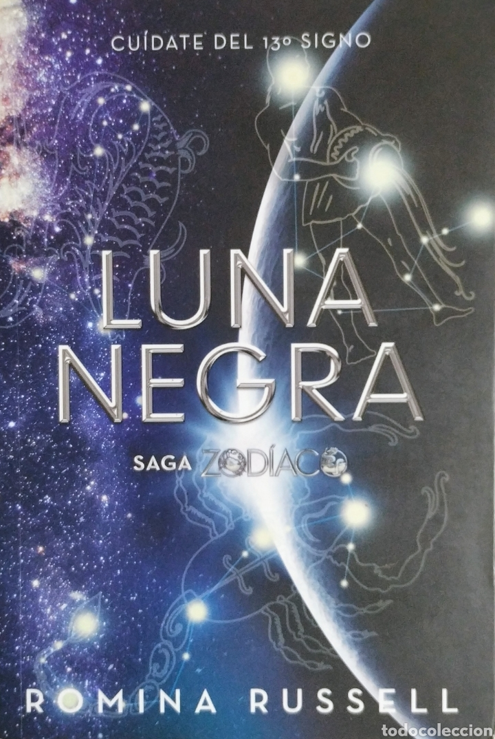 Libros: Saga Zodiaco, Romina Rosell - Foto 5 - 207800096