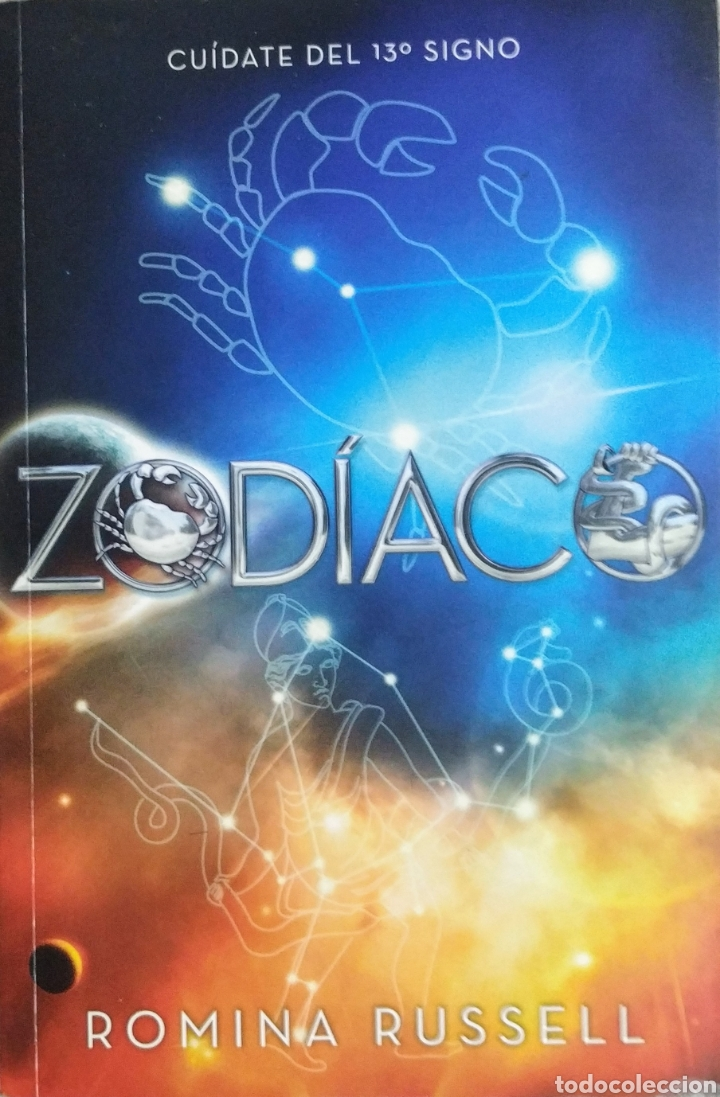 Libros: Saga Zodiaco, Romina Rosell - Foto 6 - 207800096