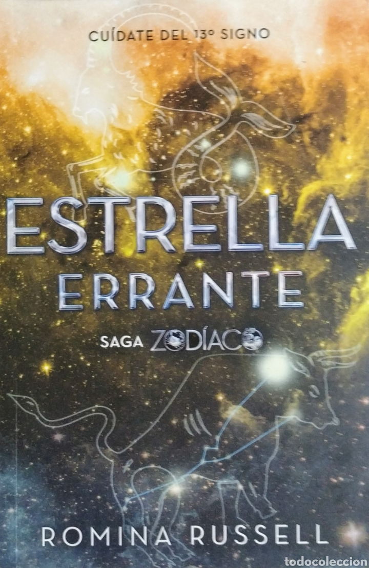 Libros: Saga Zodiaco, Romina Rosell - Foto 7 - 207800096