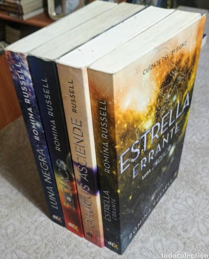 SAGA ZODIACO, ROMINA ROSELL (Libros Nuevos - Literatura - Narrativa - Ciencia Ficción y Fantasía)