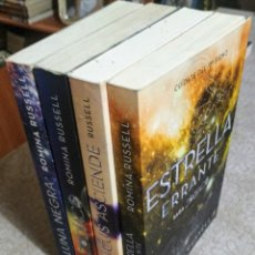 Libros: SAGA ZODIACO, ROMINA ROSELL. Lote 207800096