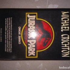 Livres: JURASSIC PARK - PARQUE JURÁSICO - MICHAEL CRICHTON. Lote 209816541