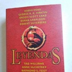 Libros: LEYENDAS EDITORIAL LA FACTORIA. Lote 210108258