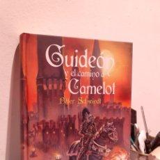 Libros: GUIDEÓN Y EL CAMINO A CAMELOT. Lote 210284510