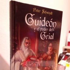 Libros: GUIDEÓN Y EL PODER DEL GRIAL. Lote 210284702
