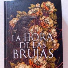 Libros: LA HORA DE LAS BRUJAS. NICHOLAS BOWLING. Lote 211671171