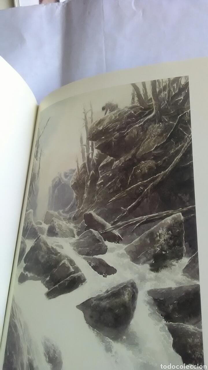 Libros: J.R.R. Tolkien. Lo hijos de Hurin. - Foto 2 - 278171043