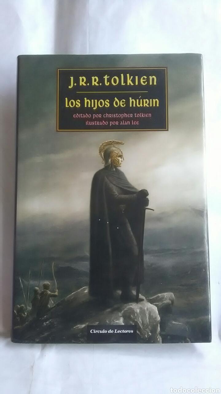 J.R.R. TOLKIEN. LO HIJOS DE HURIN. (Libros Nuevos - Literatura - Narrativa - Ciencia Ficción y Fantasía)