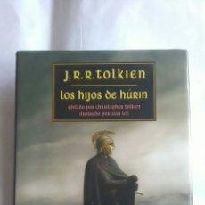 Libros: J.R.R. TOLKIEN. LO HIJOS DE HURIN.. Lote 278171043