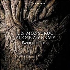 Livres: UN MONSTRUO VIENE A VERME (EDICIÓN ESPECIAL), DE PATRICK NESS. Lote 212778563