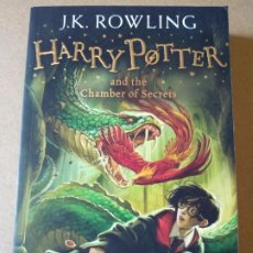 Libros: HARRY POTTER AND THE CHAMBER OF SECRETS (PENGUIN BOOKS). Lote 212987837