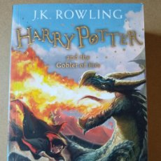 Libros: HARRY POTTER AND THE GOBLET OF FIRE (PENGUIN BOOKS). Lote 212987936