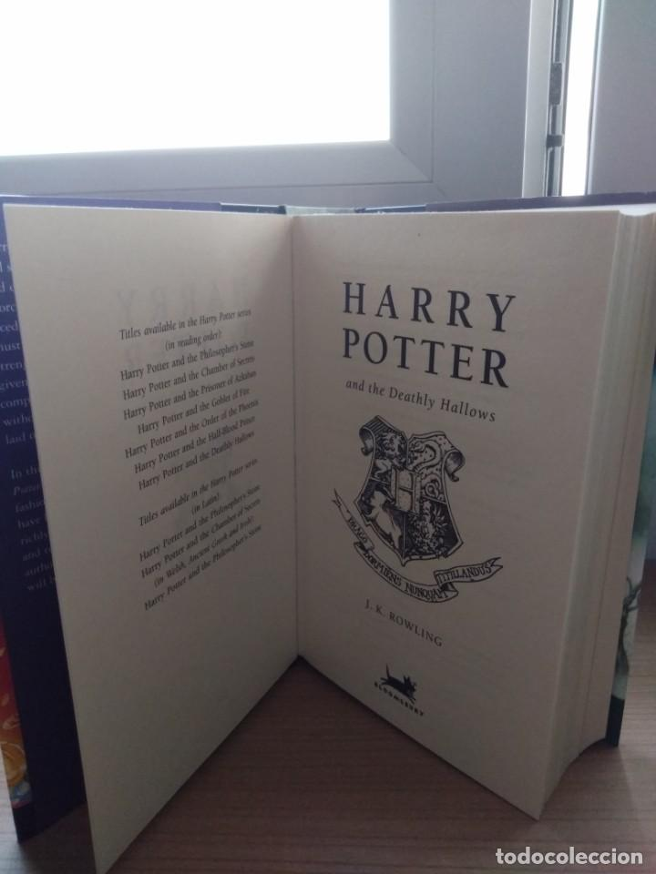 Libros: Libro Harry Potter and The Deathly Hallows - Foto 3 - 213025661