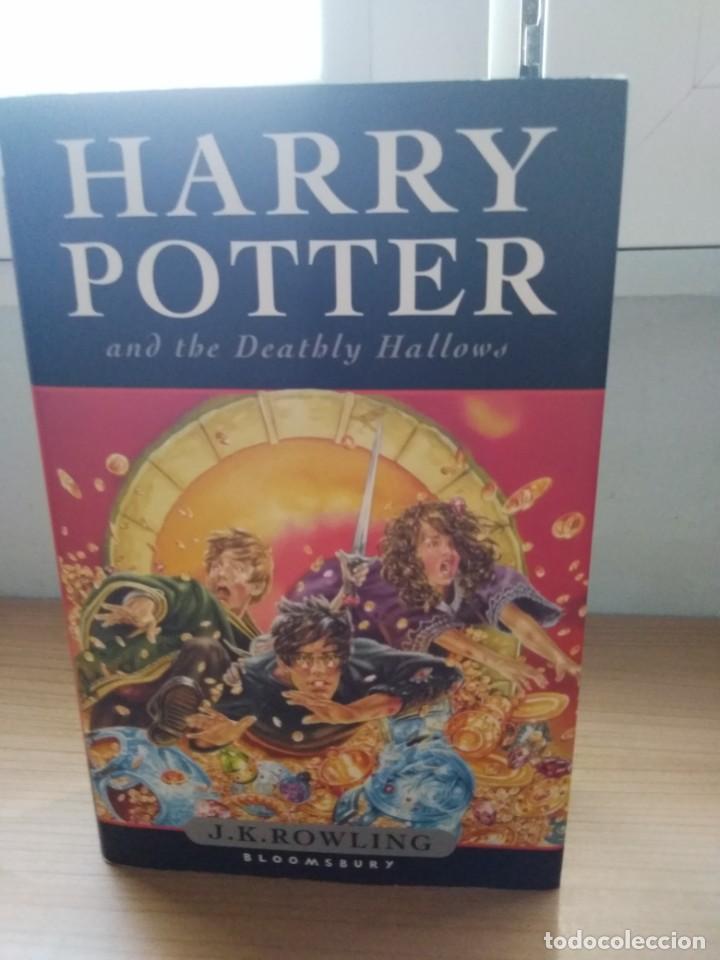 LIBRO HARRY POTTER AND THE DEATHLY HALLOWS (Libros Nuevos - Literatura - Narrativa - Ciencia Ficción y Fantasía)