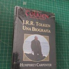 Libros: BIOGRAFÍA TOLKIEN HUMPHREY CARPENTER. Lote 213800360