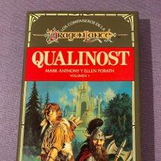 Libros: QUALINOST. Lote 217091588
