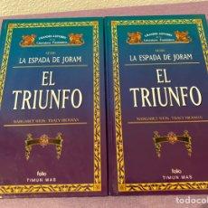Libros: EL TRIUNFO. Lote 217104832