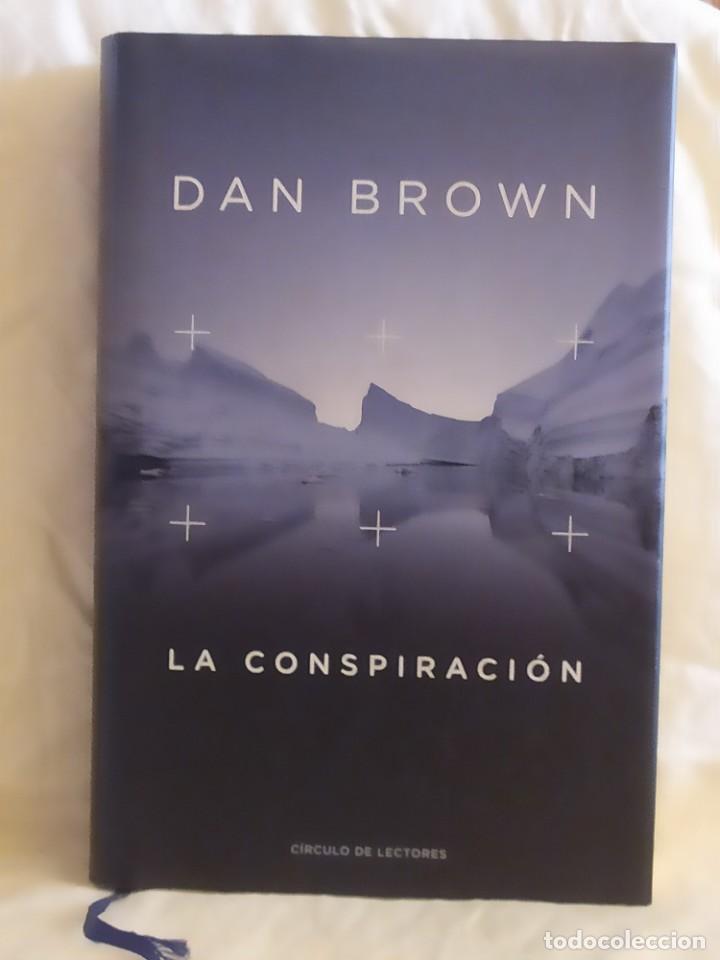 LA CONSPIRACION (Libros Nuevos - Literatura - Narrativa - Ciencia Ficción y Fantasía)