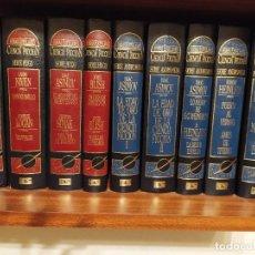 Libros: OBRAS ESTELARES DE LA CIENCIA FICCION. SERIE HUGO Y SERIE ANDRÓMEDA. Lote 217907953