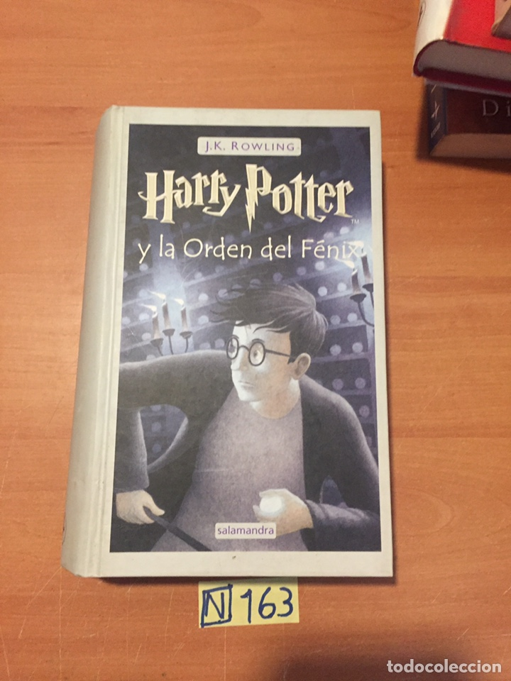 Libros: Harry Potter - Foto 1 - 218157501