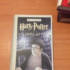 Libros: HARRY POTTER. Lote 218157501