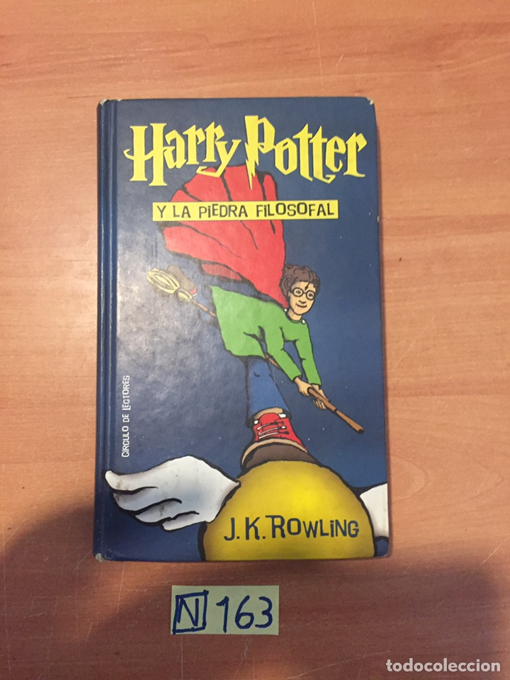 Libros: Harry Potter - Foto 1 - 218157551