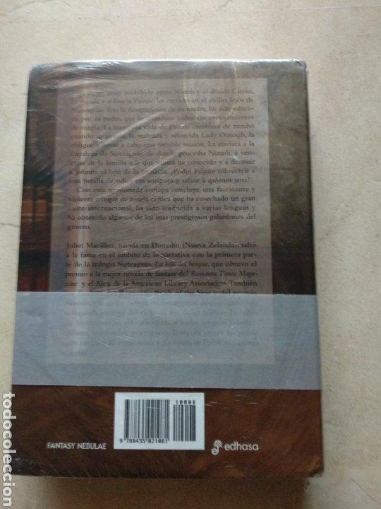 Libros: EL HIJO DE LA PROFECÍA, TRILOGÍA SIETEAGUAS III, JULIET MARILLIER, EDITORIAL EDHASA, PRECINTADO - Foto 2 - 218677515