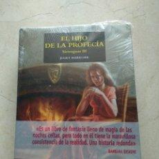 Libros: EL HIJO DE LA PROFECÍA, TRILOGÍA SIETEAGUAS III, JULIET MARILLIER, EDITORIAL EDHASA, PRECINTADO. Lote 218677515
