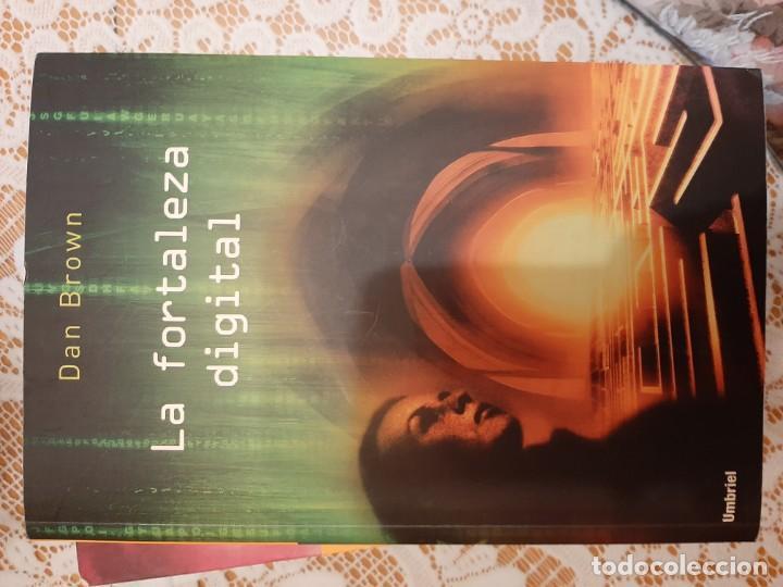 LA FORTALEZA DIGITAL - DAN BROWN (Libros Nuevos - Literatura - Narrativa - Ciencia Ficción y Fantasía)
