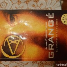 Libros: GRANGÉ - EL IMPERIO DE LOS LOBOS. Lote 219174611