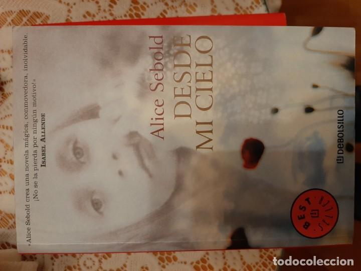 DESDE MI CIELO - ALICE SELBOD (Libros Nuevos - Literatura - Narrativa - Ciencia Ficción y Fantasía)