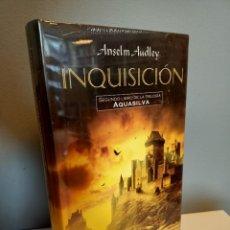 Libros: INQUISICION, SEGUNDO LIBRO DE LA TRILOGIA AQUASILVA, ANSELM AUDLEY, CIRCULO DE LECTORES, 2004. Lote 220396663