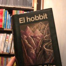 Livros: EL HOBBIT J. R. TOLKIEN MINOTAURO 1985. Lote 220609067