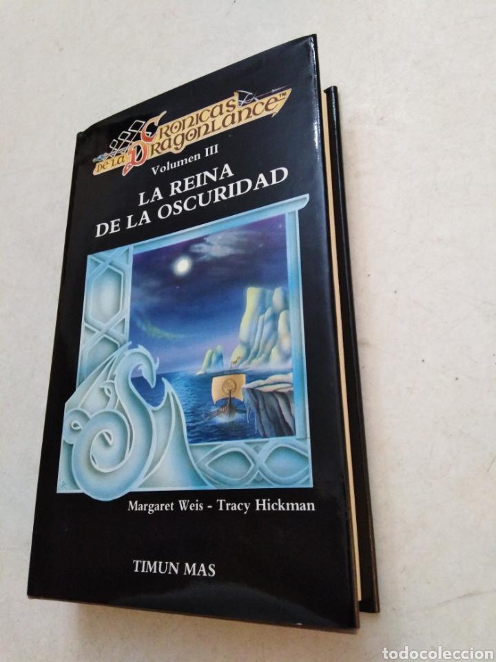 Libros: Crónicas dragonlance, 3 libros + caja ( timun mas ) - Foto 7 - 221424447