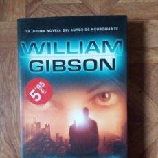 Libros: WILLIAM GIBSON - MUNDO ESPEJO. Lote 221876040