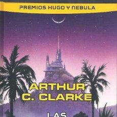 Libros: LAS FUENTES DEL PARAISO . ARTHUR C. CLARKE. Lote 222241765
