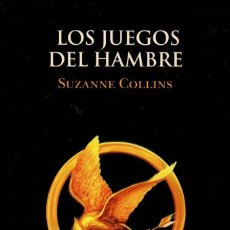 Libros: LOS JUEGOS DEL HAMBRE DE SUZANNE COLLINS - RBA, 2013 (PRECINTADO). Lote 222453253