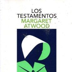 Libros: LOS TESTAMENTOS DE MARGARET ATWOOD - SALAMANDRA, 2019 (NUEVO). Lote 222454943
