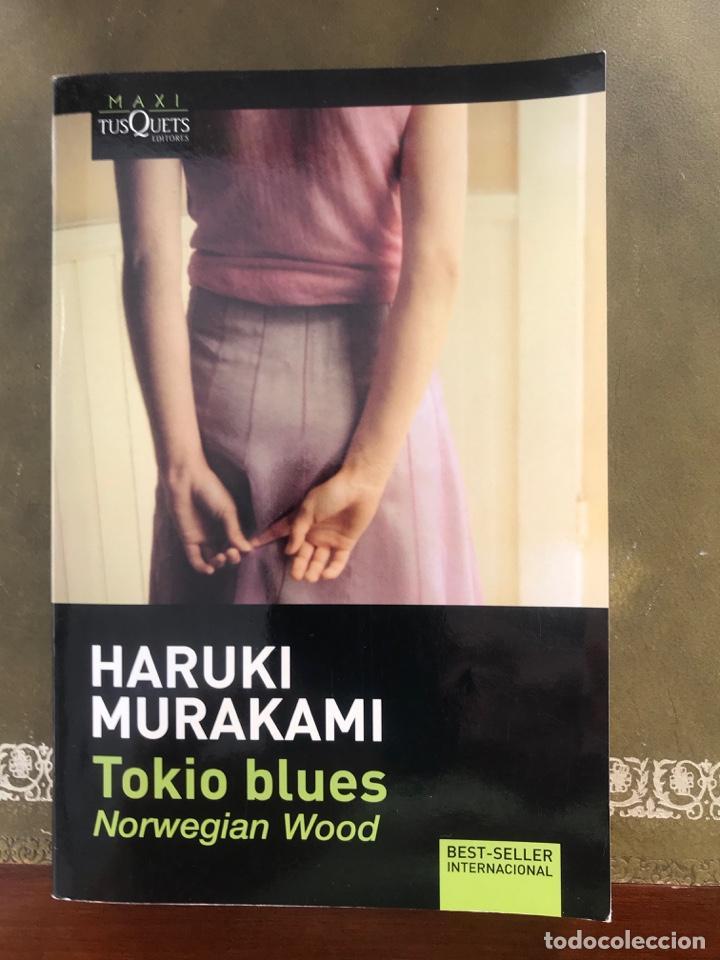 TOKIO BLUES - NORWEGIAN WOOD - HARUKI MURAKAMI (Libros Nuevos - Literatura - Narrativa - Ciencia Ficción y Fantasía)