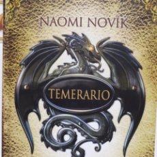 Livros: EL IMPERIO DE MARFIL DE NAOMI NOVIK TEMERARIO TAPA DURA. Lote 261140385