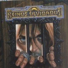 Libros: 2 LIBROS REINOS OLVIDADOS. Lote 228791125