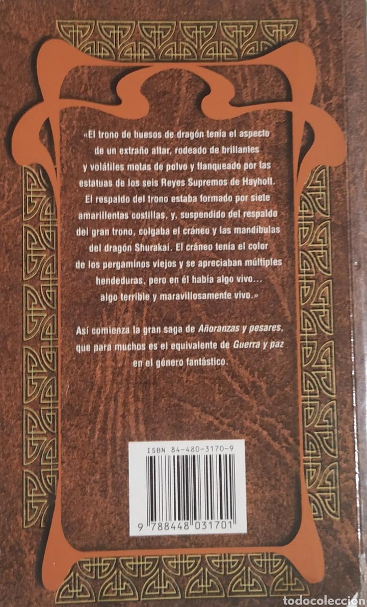 Libros: Libro,El trono de huesos de Dragón 1 - Foto 2 - 228792115