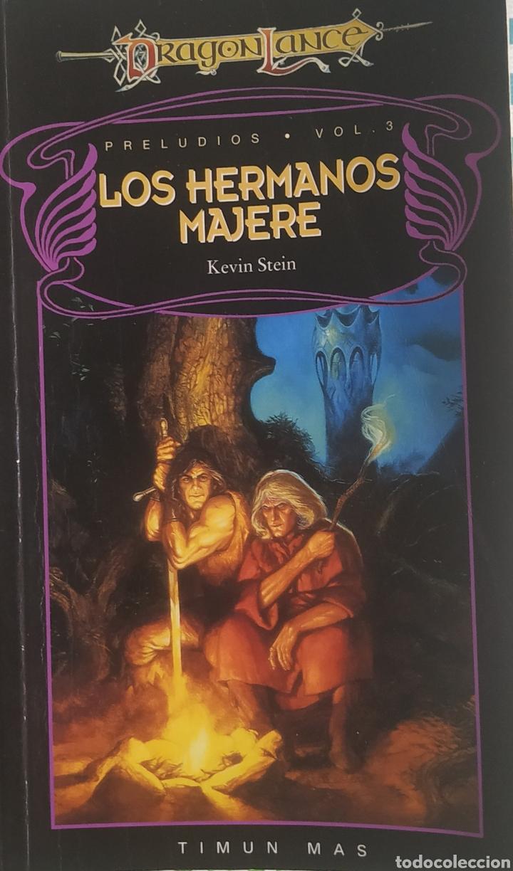 Libros: 5 Libros , Dragón Lance - Foto 3 - 228797330