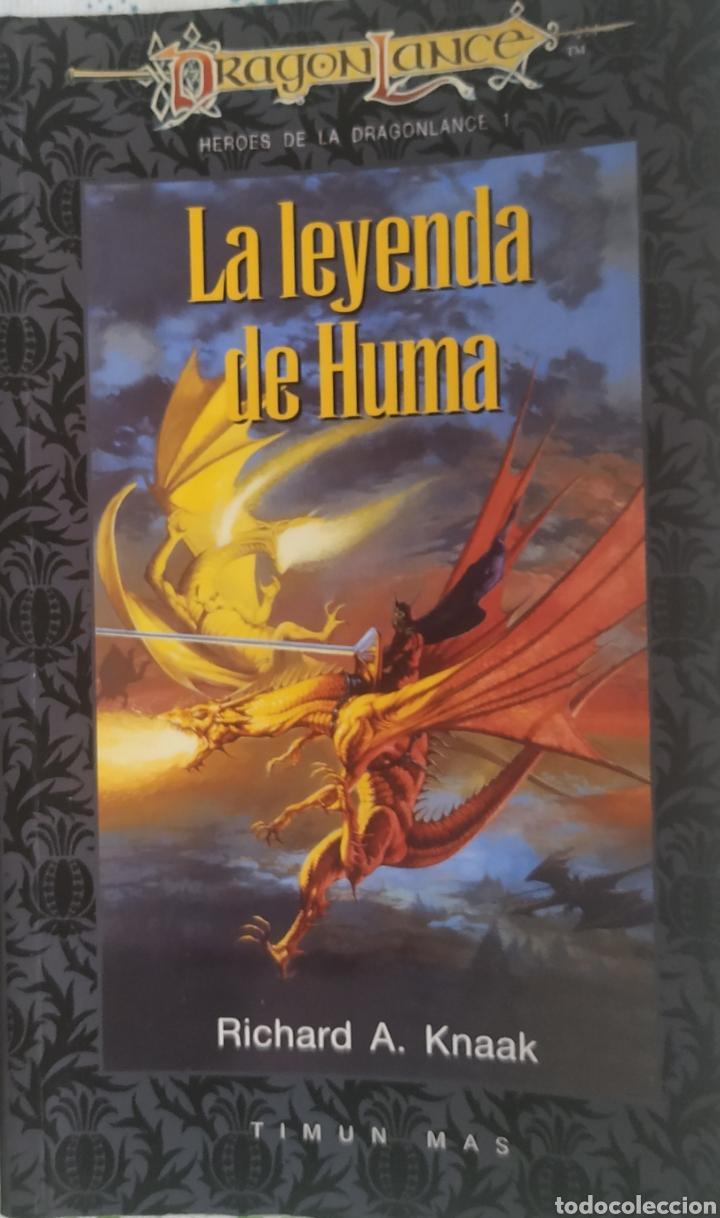 Libros: 5 Libros , Dragón Lance - Foto 5 - 228797330