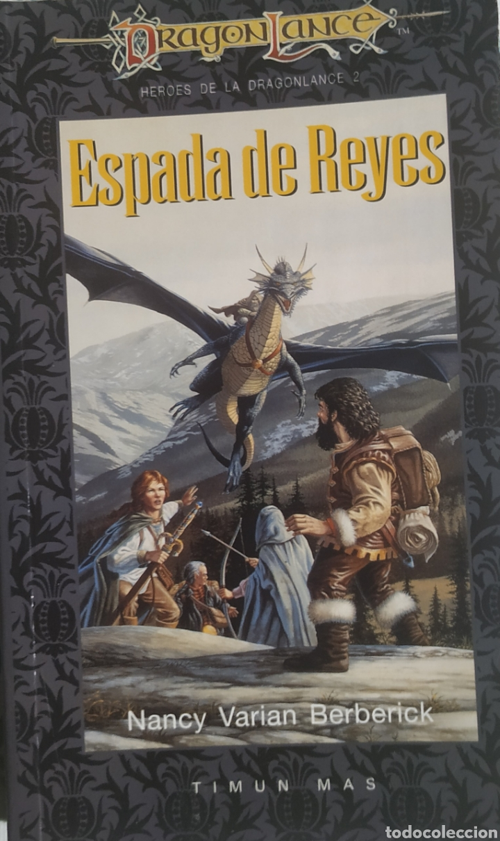 Libros: 5 Libros , Dragón Lance - Foto 6 - 228797330